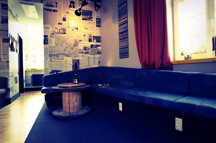 Superbude the perfect design hostel in Hamburg