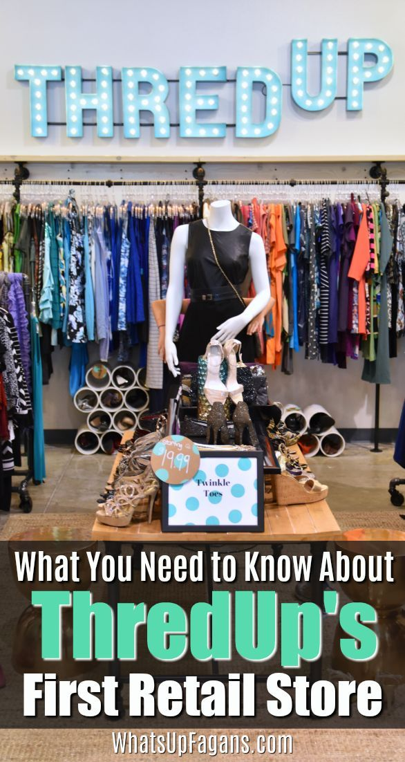 Thredup Opened Its First Store Here S What You Need To Know About It Wholesale Kids Clothing Kids Clothing Brands List Shop Kids Clothes
