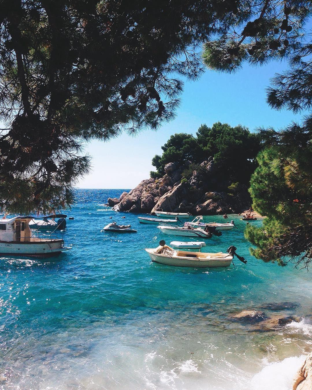 Magical Places In Croatia: BASKA VODA, Croatia
