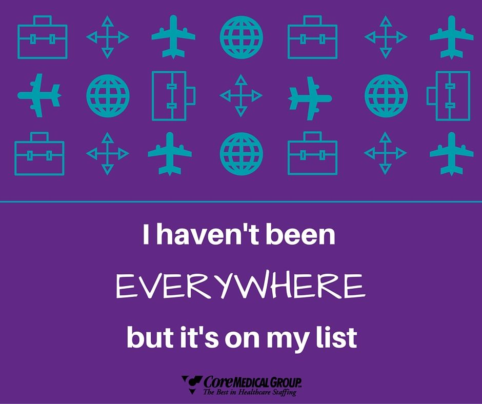 I haven't been everywhere, but it's on my list. Quote ...
