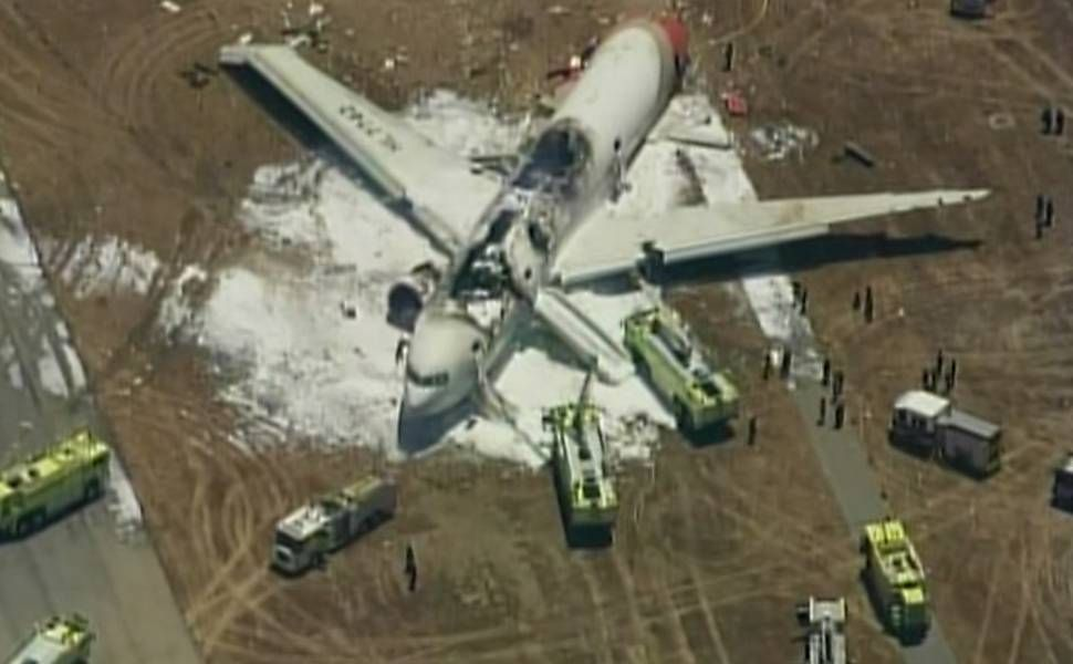 Acidente com avião em San Francisco pode deixar legião de paralisados, dizem médicos http://newsevoce.com.br/?p=5257