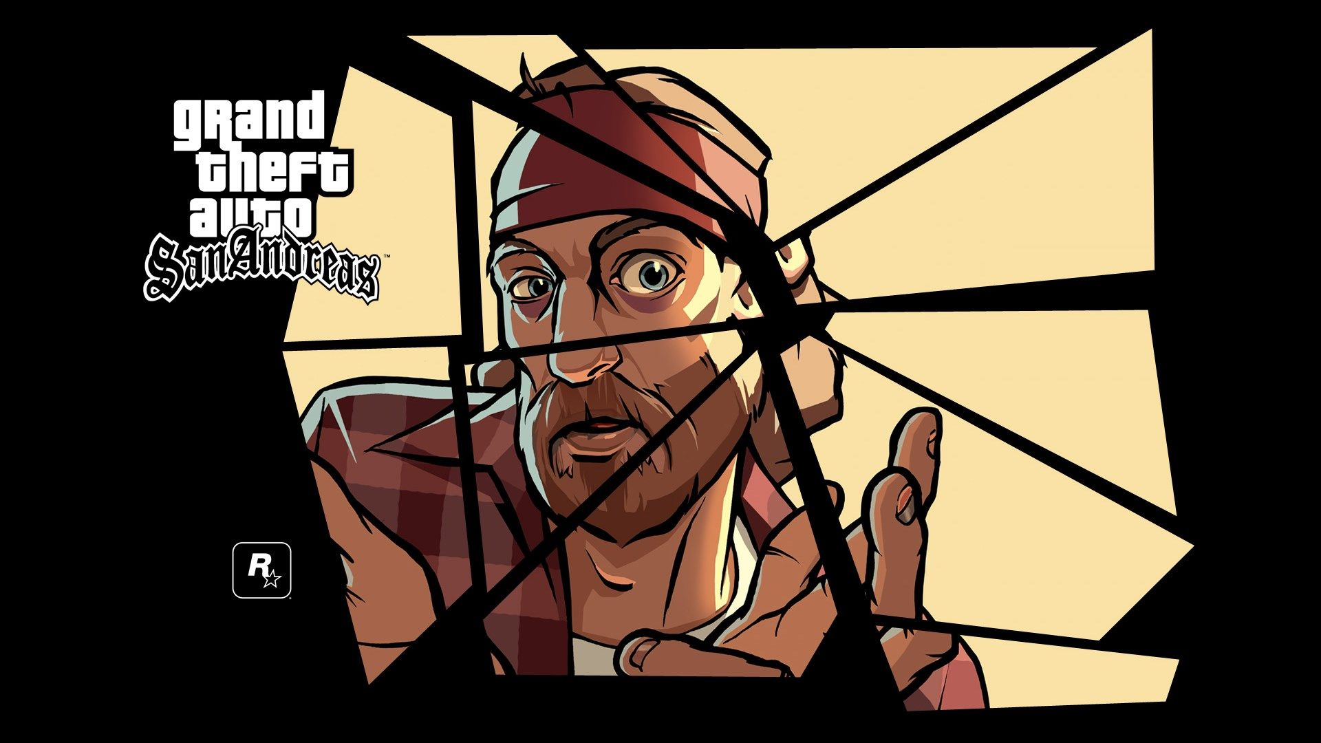 1920x1080 Grand Theft Auto San Andreas Game Wallpaper San