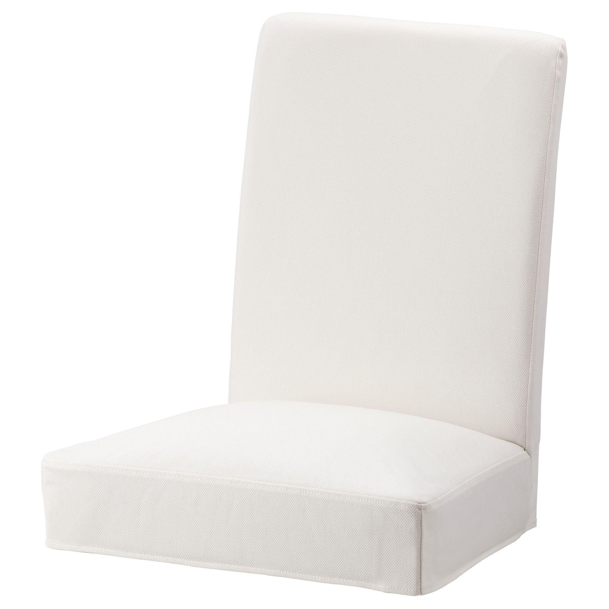 IKEA HENRIKSDAL Chair cover Gräsbo white Henriksdal