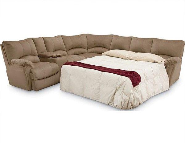 Lane Furniture Alpine Queen Sleeper Sectional 204 Qsec My Rh Pinterest Com Birch Durham Sofa