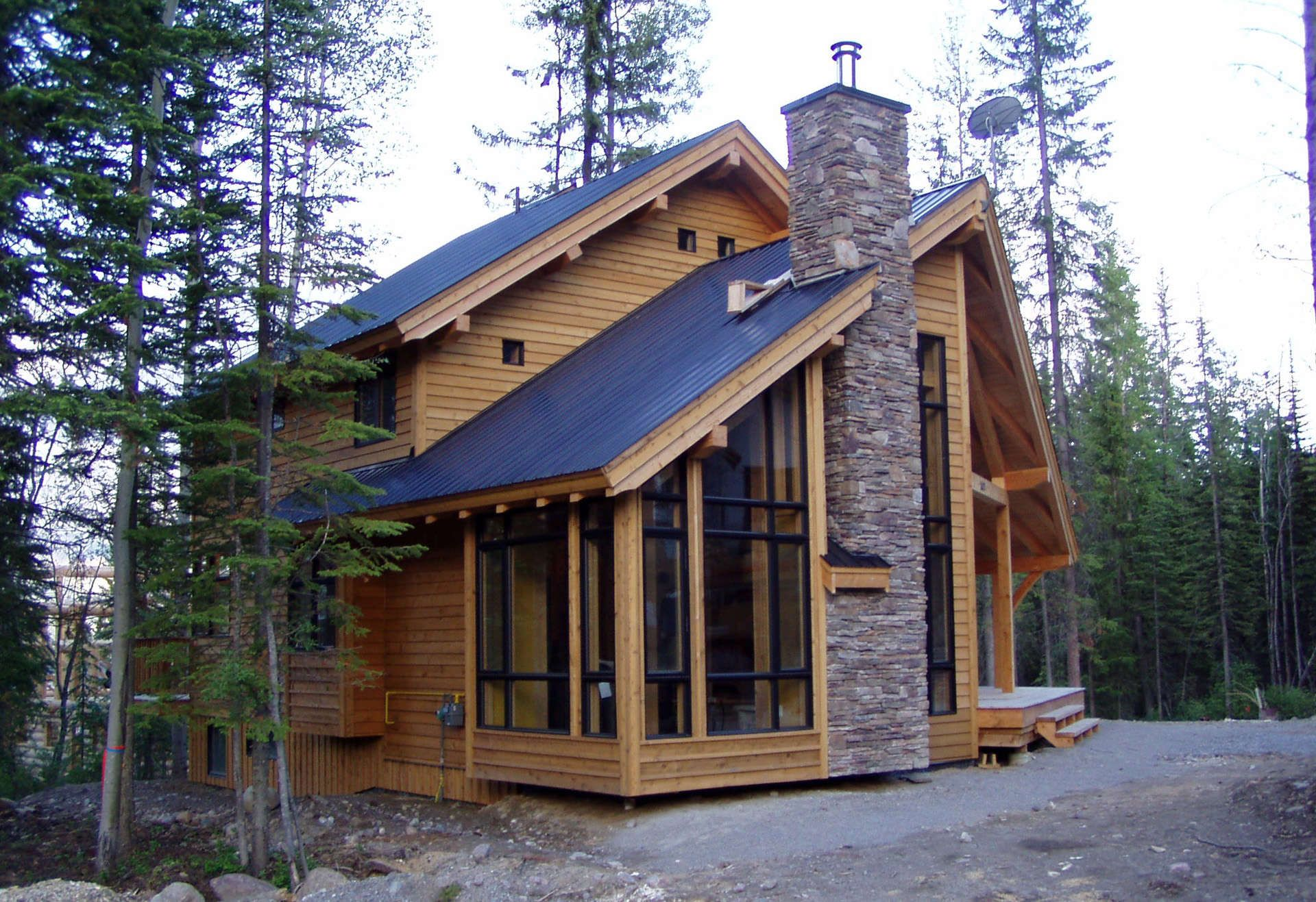 Canadian Timber Frames Metal House Plans Cottage Plan Timber Frame Home Plans