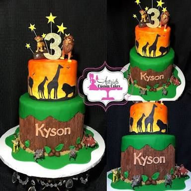 Image result for lion guard cake Birthday Cake Party Ideas for
