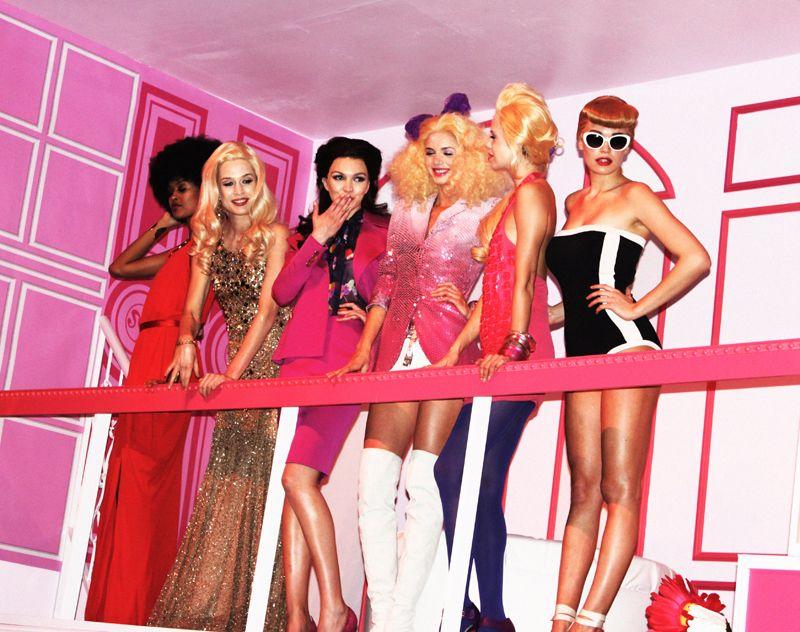 BARBIE\u0027S DREAM CLOSET PARTY JEWELZ COSTUMEZ Pinterest Dream - barbie halloween costume ideas