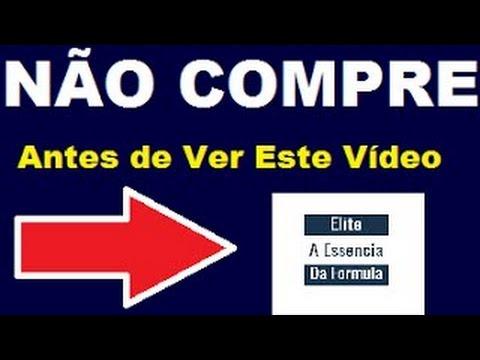 A Essência Da Formula   Treinamento de Alex Vargas