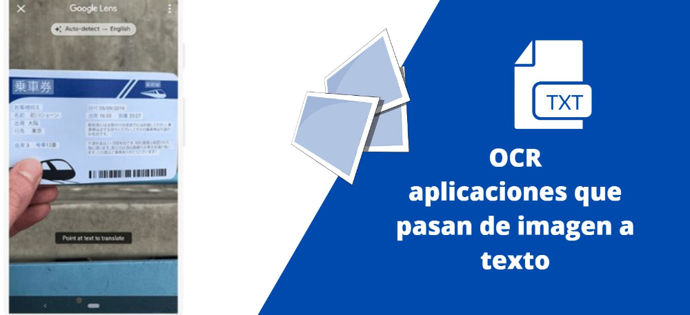Ocr Online Tipos De Texto Textos Sistema Android