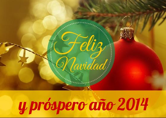 """""""Feliz #Navidad y próspero año 2014"""" #Citas #Frases @candidman"""
