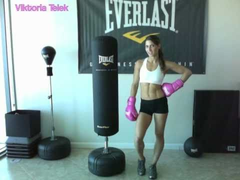 Cardio Strike Bag Workout Boxing Everlast You