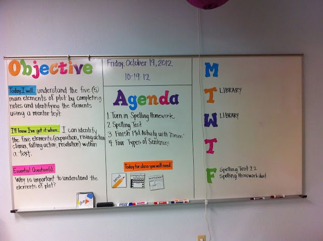 Growing Kinders Target Learning Goals and #create2educateh, great - format for an agenda