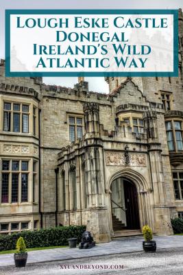 Solis Lough Eske Castle Hotel Donegal Ireland On The Waw