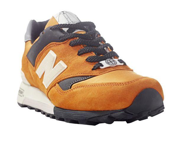 Stone Island x New Balance 577 Pack | Snicker shoes, New balance ...