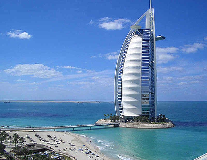 Burj Al Arab Hotel Dubai United Emirates