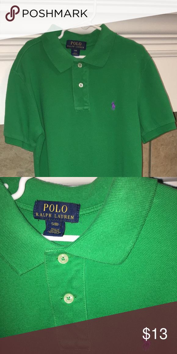 Emerald Green Polo Size S 8 Boys Polo Polo Kids Clothes Design