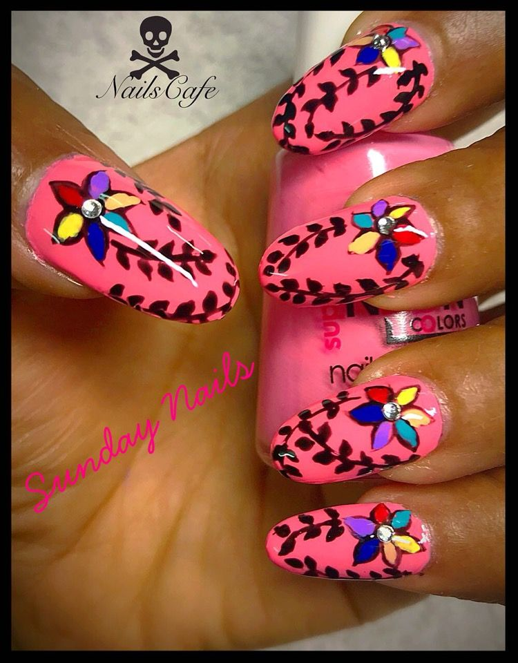 Happy Sunday Free Nails Design Sunday The perfect day to reflect ...