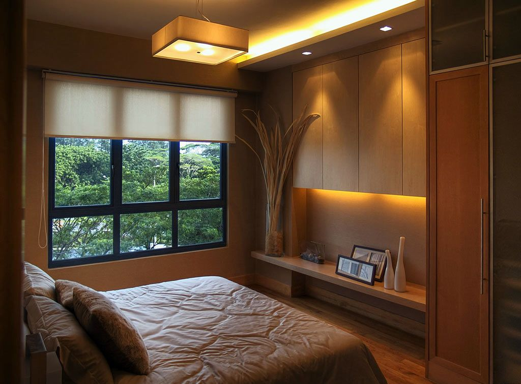 Very Small Modern Bedroom the secret to a successful small bedroom interior design lies in