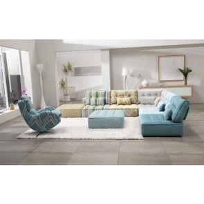CADO Modern Furniture   ARIANNE Modern Modular Sectional Sofa By Fama, Spain