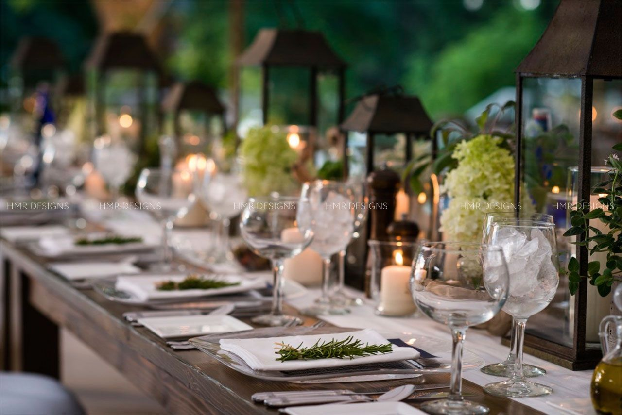 Beautiful Wedding Table Dressing Vignette - Wedding Dresses & Bridal ...
