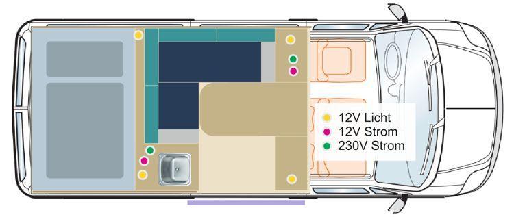 wohnmobilausbau wohnmobil selber ausbauen sprinter. Black Bedroom Furniture Sets. Home Design Ideas