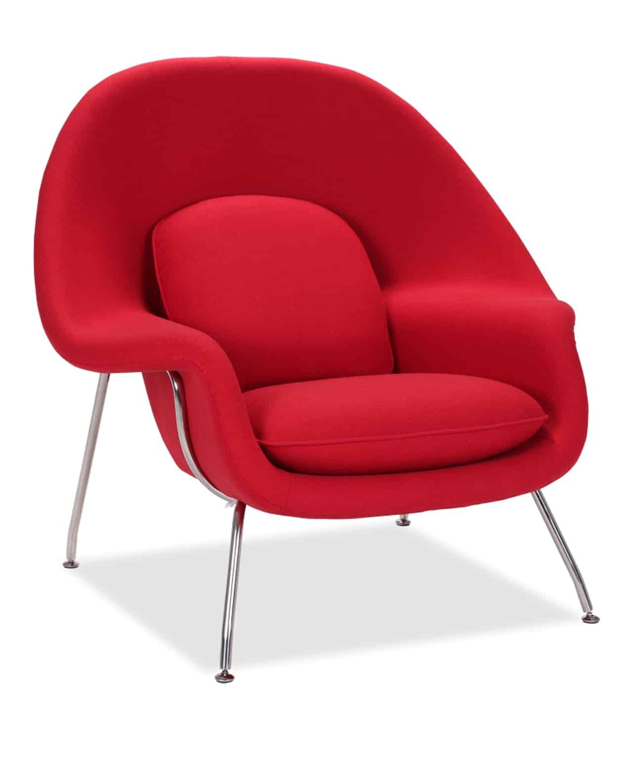 Womb Chair Premium Reproduction Inspired By Eero Saarinen S