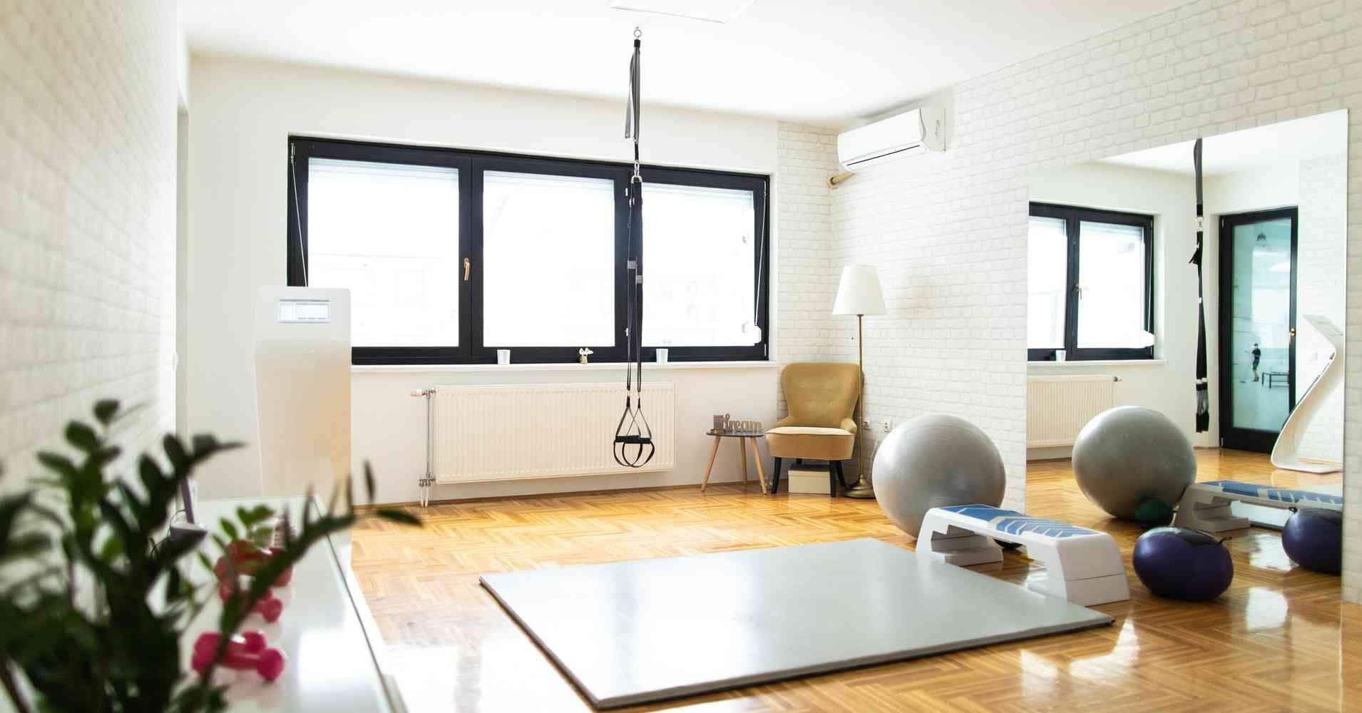 Fitnessstudio zu Hause einrichten: 10 geniale Ideen für euer