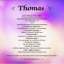 Tag: Meaning of Name Thomas | Names with meaning, Thomas ...
