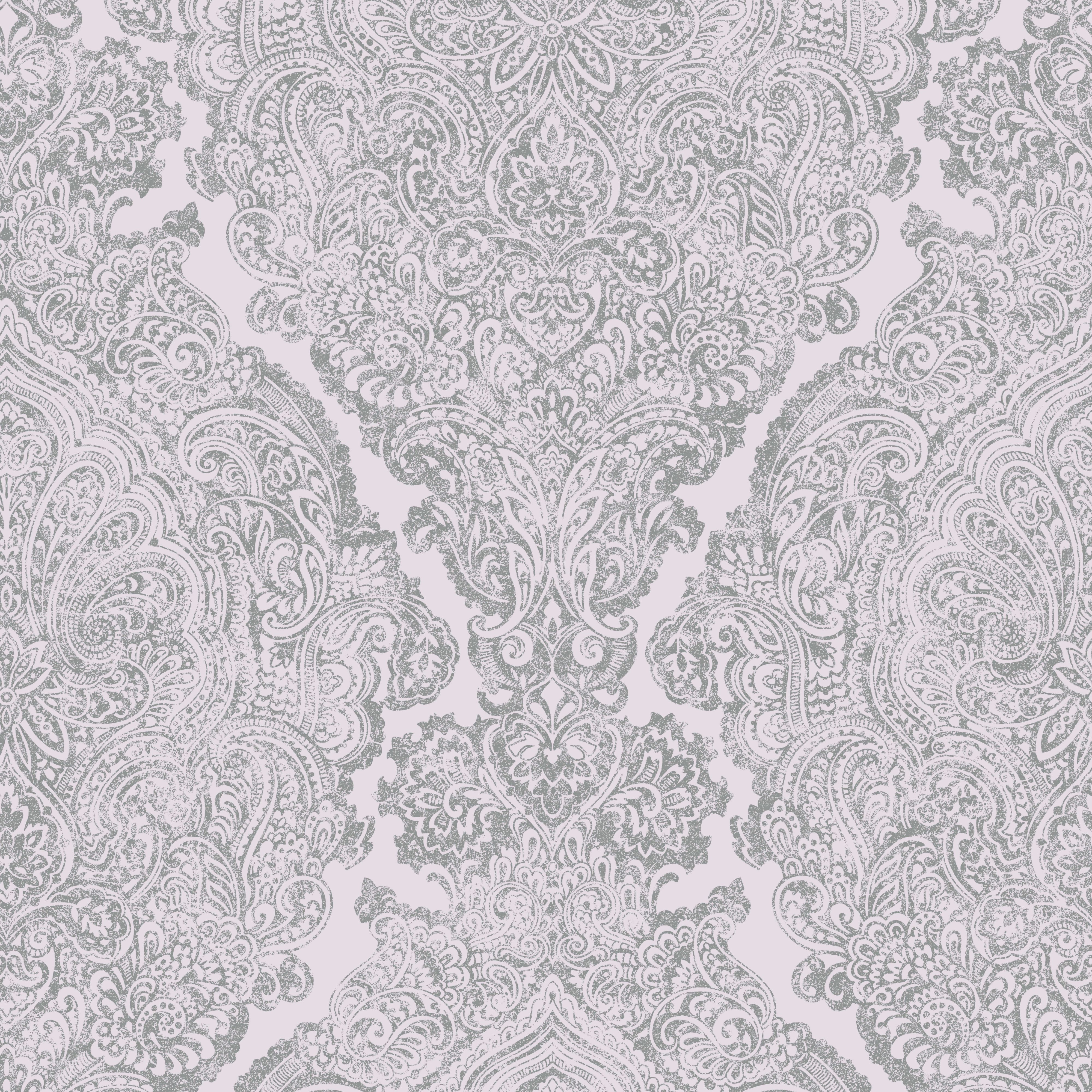Graham   Brown Fibrous Windsor Lilac   Pewter Damask Metallic Wallpaper    B Q for all your home and garden supplies and advice on all the latest DIY  trends. Graham   Brown Fibrous Windsor Lilac   Pewter Damask Metallic