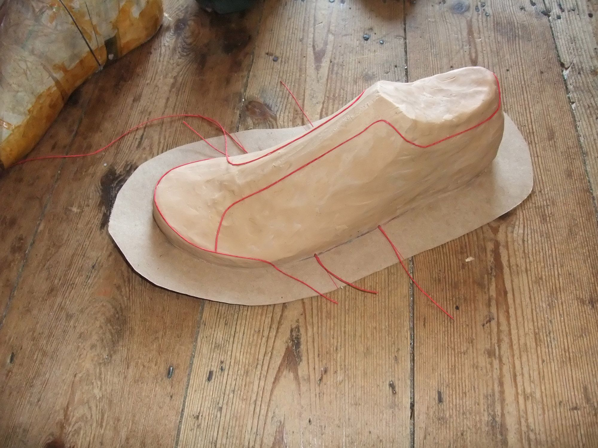 9c78ccac tutorial para hacer hormas para la fabricación de zapatos | CUEROS ...