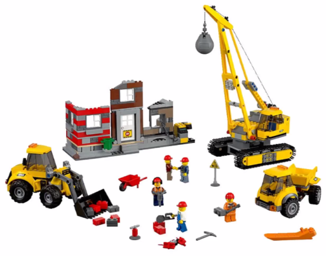 This Must Be The Quirkiest Lego Set Ever Made Lego City Lego City Sets Building For Kids