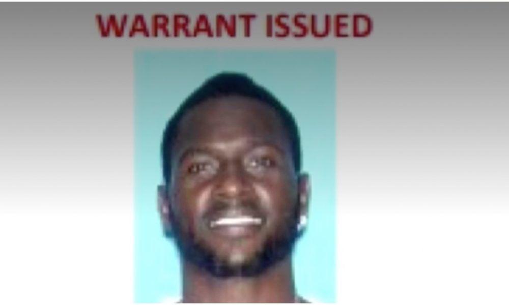 Arrest warrant issued for antonio brown faces burglary