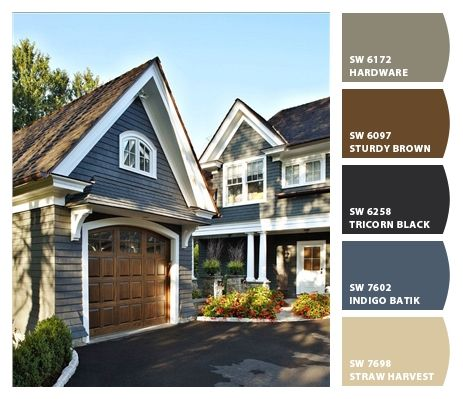 paint colors from chip it by sherwin williams curb appeal
