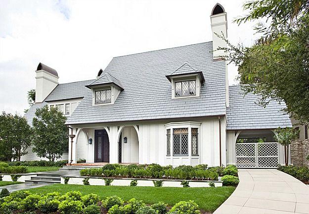 Modern Tudor Homes designer betsy burnham updates a 1930s tudor | modern classic