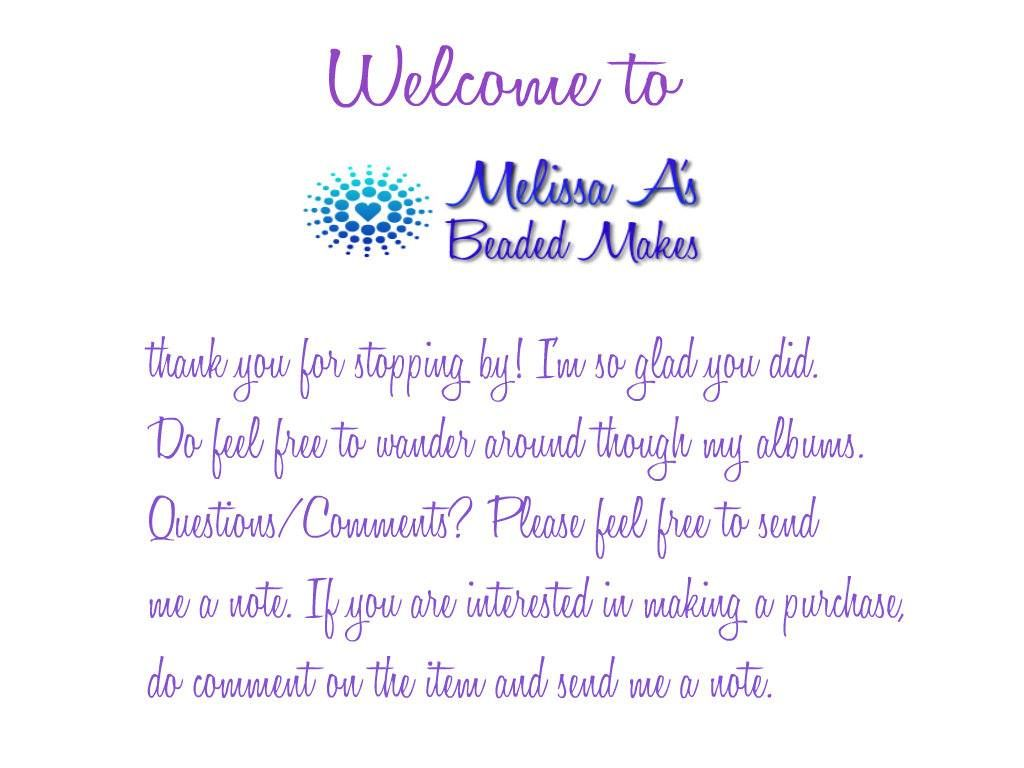 (1) Melissa A's Beaded Makes How to make beads, How to