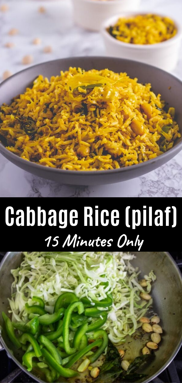 This cabbage rice is a simple, satisfying dish packed with Indian flavors like curry leaves, red chili powder, turmeric powder, peanuts and dry coconut. This Indian cabbage pulao is easy to make and requires only 15 minutes (if you have cooked rice ready). This is the perfect recipe if you want to use your leftover rice. #indianfood #cabbagerice       Here a few methods I have discovered to set up recipes:    PHOTO ALBUMS    Your can place clipped recipes and recipe cards in the almost...