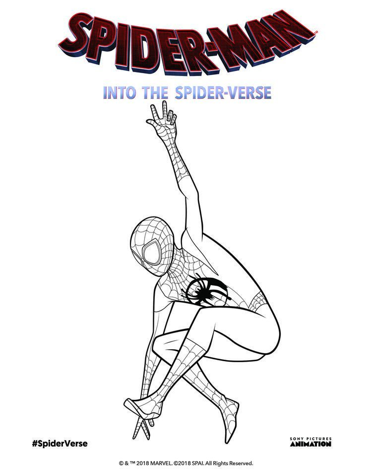 Spider Man Far From Home Colouring Sheets Spiderman Coloring Miles Morales Spiderman Avengers Coloring Pages