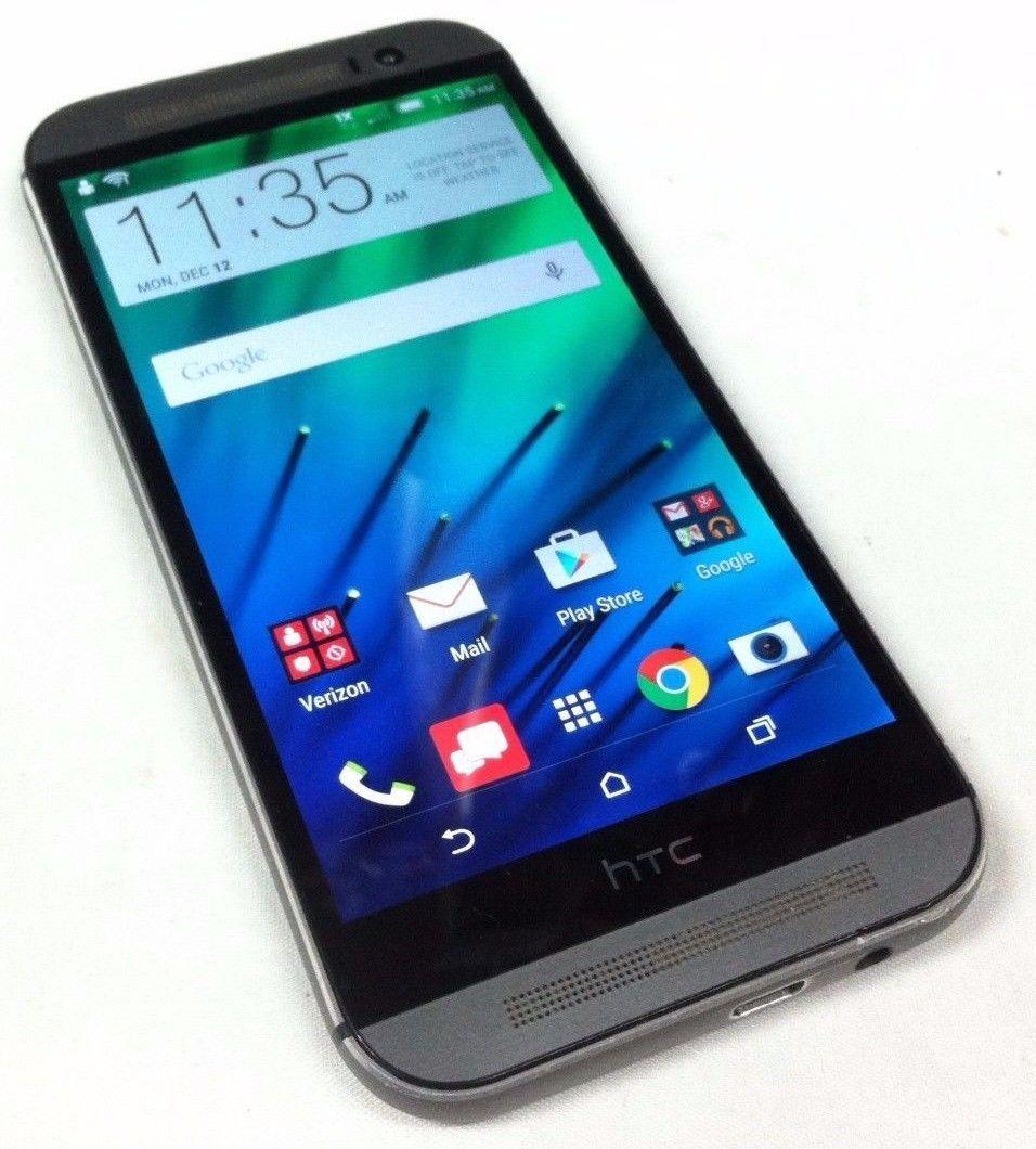 HTC One M8 32GB Grey Windows Smartphone (Verizon) https://t.co/IpGb3mJ344 https://t.co/kIpH9ABOC1
