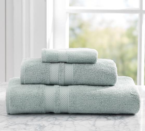 Pb Organic Towels Towel Bath Towels White Towels