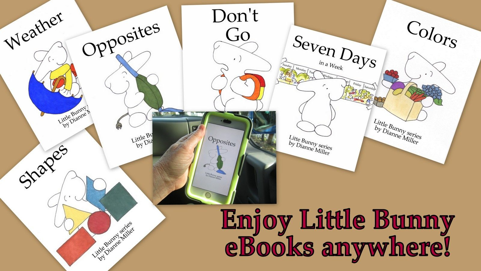 Have Fun And Learn Prechool Concepts With Little Bunny