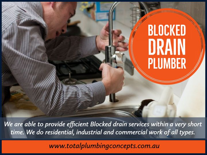 Drain blockages plumbing experts plumbers near me