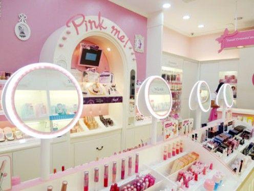 Asian makeup store