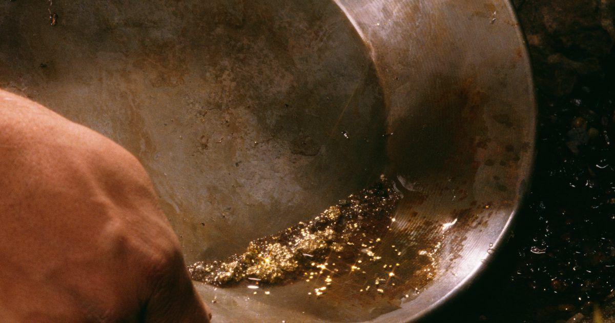 Partículas de los metales