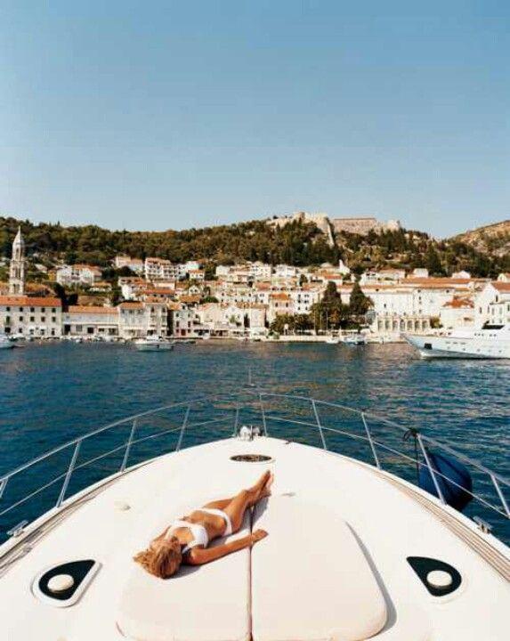 Private Yacht get away...bucket list