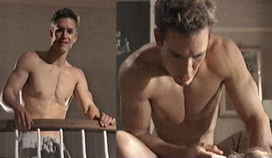 Mark paul gosselaar sex scene
