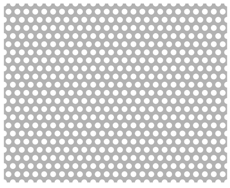 Free Seamless Vector Perforated Metal Pattern Prints