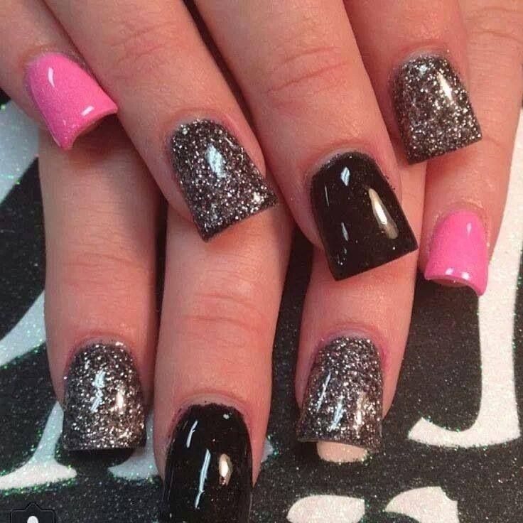 Disney Princess Inspired Nails | Luxury spa, Pink nails and Spa