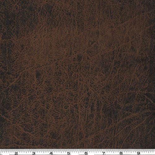 Faux Leather Fabric Grange Copper Faux Leather Fabric