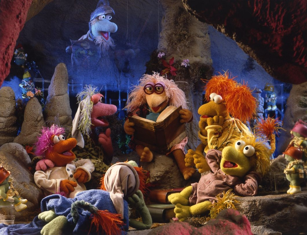 Jim Hensen S Fraggle Rock Yes I Am Showing My Age Jim Henson Muppets Disney Princess Nightgowns