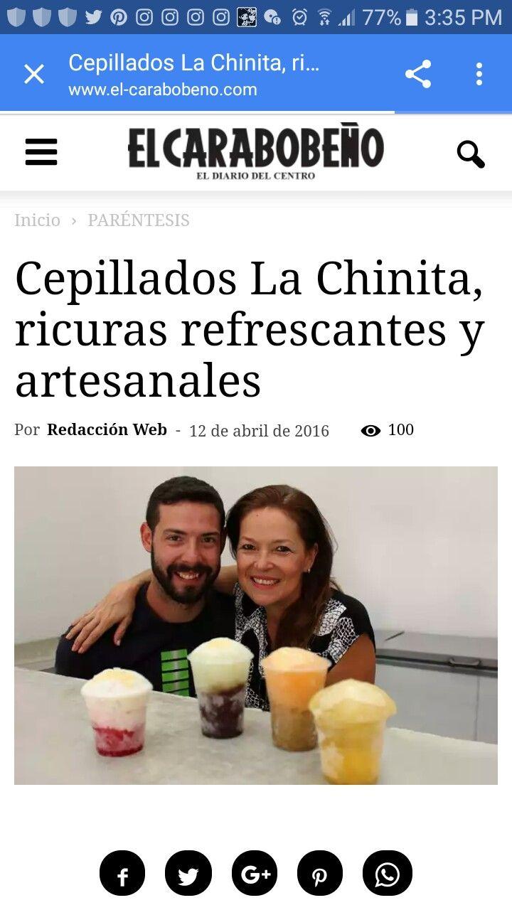 #cepillaos #cepillado #helado #frutas #valencia #Venezuela #originales #icefruit